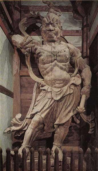【仏像の種類:金剛力士(仁王)とは、ご ...